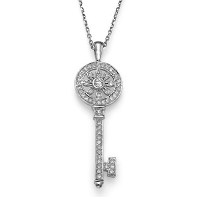Key to your Heart Pendant, smaller