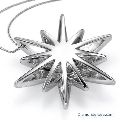 The Star Pendant, small.