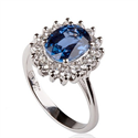 Picture of Princess Diana Replica Engagement ring