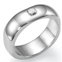 Picture of Men wedding or anniversary ring