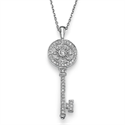 Picture of Key to your Heart Pendant, smaller