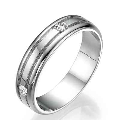5.75mm man wedding band
