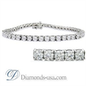Picture of  Tennis Bracele, 3.25 cts 73 diamonds