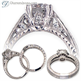 Picture of Vintage angagement ring replica-settings