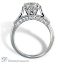 Picture of Vintage Designers engagement ring