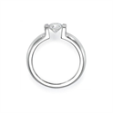 Picture of Classic Tension engagement ring