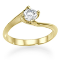 Picture of Solitaire engagement ring