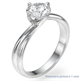 Picture of The Vortex Solitaire engagement ring