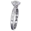 Picture of Designers prongs head engagement ring