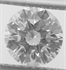 0.7 Carats, Round Diamond with Ideal Cut, D Color, SI1 Clarity and Certified By EGL