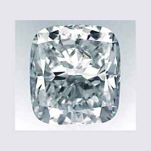 Picture of 1.04 Carats, Cushion Diamond with Ideal Cut, D Color, VS2 Clarity and Certified by EGS/EGL