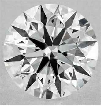 Picture of 0.90 Carats, Round Diamond ,F VVS1, Certified by CGL