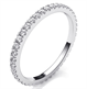 Picture of Eternity diamonds wedding or anniversary band