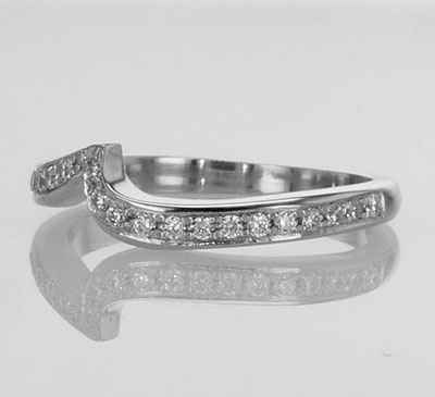 Matching wedding band for Engagement ring 326788