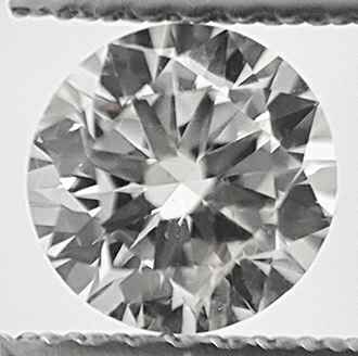 Picture of 0.70 Carats, Round Diamond with Ideal Cut H VS2 and Certified by CGL