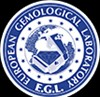 EGL diamond's Laboratory logo
