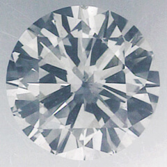 Picture of 1.02 carat Round Natural Diamond D VS2 C.E,Very Good Cut, certified by CGL