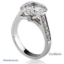 Picture of The Heritage diamond ring