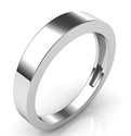 Picture of 5 mm men wedding band