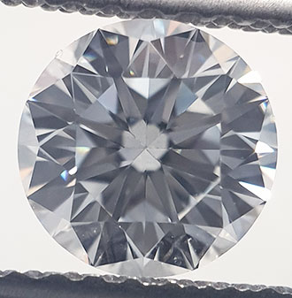 Picture of 0.81 Round natural diamond D VVS1 Ideal-Cut