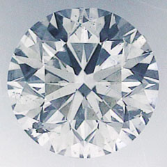 Picture of 1.05 Carats, Round Diamond with Ideal-Cut, D Color,VS2 Clarity and Certified By CGL