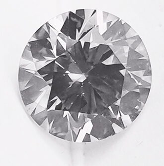 Picture of 1.07 carats, Round Diamond with Very Good Cut, K color, SI1 clarity, certified by IGL