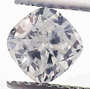 Picture of 0.71 Carats, Cushion Diamond with Ideal Cut, G Color, SI2 Clarity and Certified By EGL