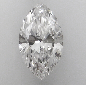 Picture of 0.74 Carats, Marquise Diamond with Very Good Cut, E Color, SI2 Clarity and Certified by GIA