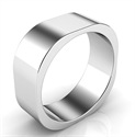 Picture of 7mm square wedding band