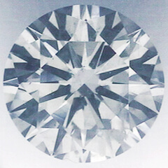 Picture of 0.80 Carats,  Round Diamond, Ideal Cut, G VVS2 Certified by CGL