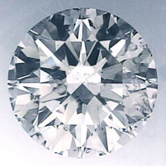 Picture of 1.18 Carats, Round Diamond with Ideal Cut, I Color, SI1 Clarity and Certified by IGL