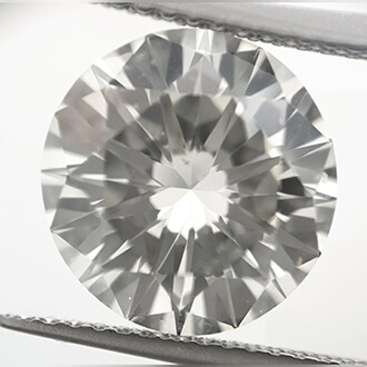 Picture of 4.20 Natural diamond I VS2, Ideal-Cut and certified by CGL