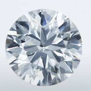 Picture of Lab Grown Diamond, 0.80 Carats,Round Diamond,F VS2.Very Good Cut. Certified by CGL