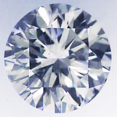Picture of 1.07 carat Natural Round Diamond ESI2,Ideal-Cut, certified by CGL