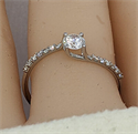 Picture of Ready to ship 0.30 +0.12 carat diamonds F SI2