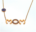 Picture of MOM pendant with diamonds 0.12 Cts