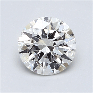 Picture of 1.11 carat Round Natural Diamond H VS2,Very Good Cut, certified by CGL