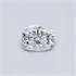 0.30 Cushion Diamond, Clarity VS1, Color D, Ideal-Cut, certified by EGL, Stock 370180